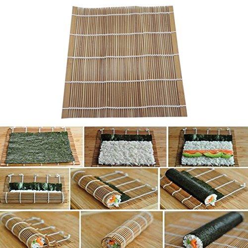 Finsink yoaxia stuoia di bambù 24x 24cm