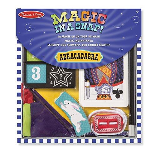 Melissa & Doug Magic in a Snap Abracadabra Collection 14032