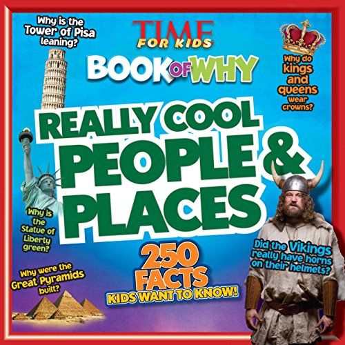 Time for Kids Book of Why - Really Cool People and Places por TIME For Kids Magazine