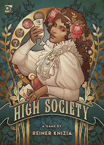High Society par Reiner Knizia