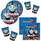 Thomas y sus Amigos - Fiesta de Cumpleaños Set Parte del Vajilla Thomas & Friends