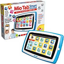Lisciani Giochi 51526 - Tableta infantil Mio Tab Smart Evolution, versión 2015