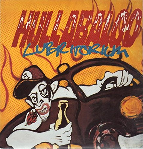LUBRITORIUM LP (VINYL ALBUM) US C/Z 1991