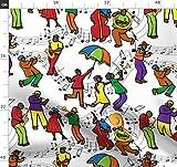 Mardi Gras, Karneval, Faschingsdienstag, Musik, Jazz,