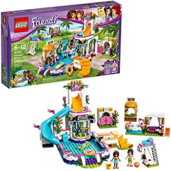 Lego Friends Heartlake Summer Pool 41313 New Toy For