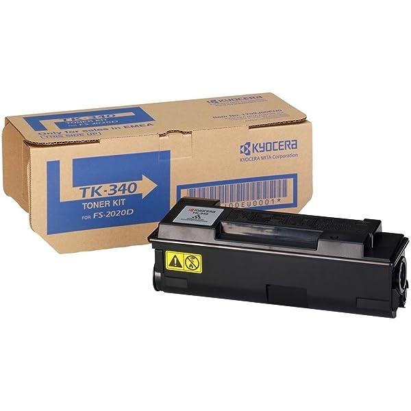 Kyocera Tk 340 Original Toner Kartusche Schwarz 1t02j00euc Kompatibel Für Ecosys Fs 2020d 12 000 Seiten Bürobedarf Schreibwaren
