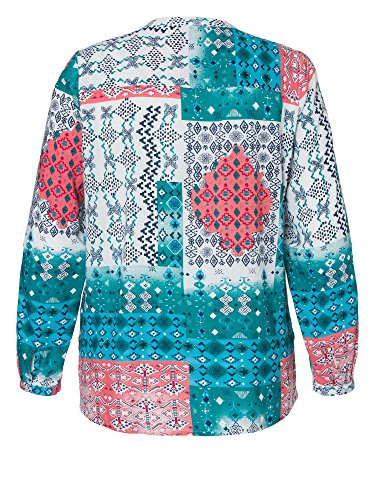 sheego Casual Femmes Tunique Grande taille nouvelle collection Multicolore
