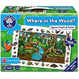 Orchard Toys Where in the Wood? Jigsaw Puzzle