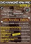 DVD Karaok� KPM Pro Vol. 21 Les Ann�e...