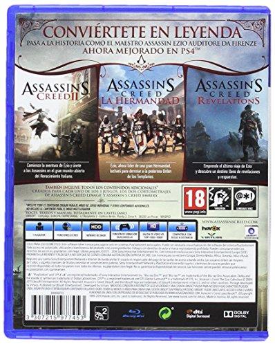 Assassin s Creed: The Ezio Collection