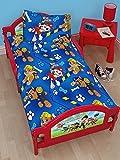 Paw Patrol Rescue' Junior Bed Bundle set, 4in 1