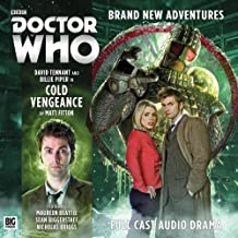 Tenth Doctor Adventures: Cold Vengeance (Doctor Who - The Tenth Doctor Adventures: Cold Vengeance)
