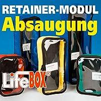 Preisvergleich für Lifebox N4 LG7010 Retainer Modul, Absaugung
