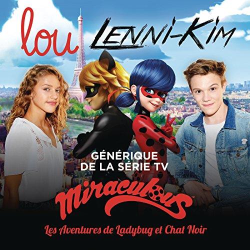 """Miraculous (générique de la série TV """"Miraculous"""") de Lou"""