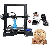 3 idea Imagine Create Print Creality Ender-3 Pro DIY Kit 3D Printer with Laser Engraver (Combo Set)