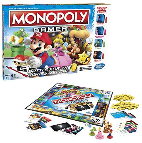 Hasbro Monopolio Gamer