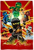 Große Lego Ninjago Decke
