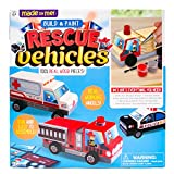 Made by Me Rescue Vehicles