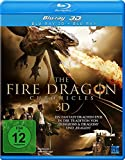 The Fire Dragon Chronicles (3D Version inkl. 2D Version & 3D Lenticular Card) [3D Blu-ray]