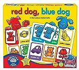 Toys Games Best Deals - Orchard Toys Red Dog, Blue Dog