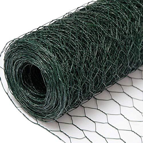 Eck-Set grün, H:1000mm,10m,25x25x0,95