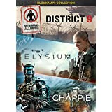 Chappie / District 9 / Elysium - Set