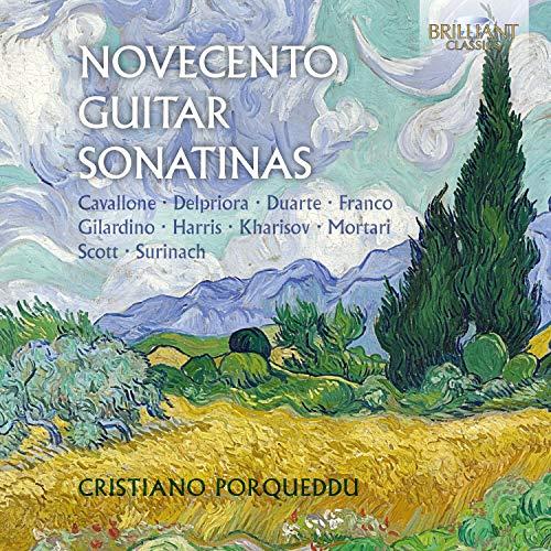 Le canzoni dell'acqua - Sonatina for Guitar: II. Andante