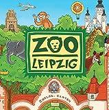 Zoo Leipzig Wimmelmalbuch
