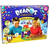 Beados (Bindeez) Starterpackung mit Super Studio, 800 Perlen, Sprayer
