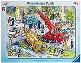 Ravensburger 06768 Primo soccorso- Puzzle incorniciato da 39 pezzi