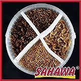 Koi-Naturfutter- Menü 5 L Eimer von SAHAWA®