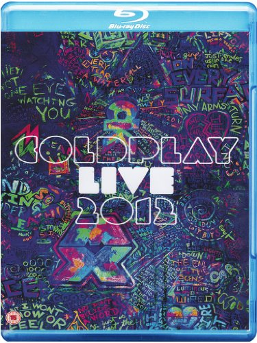 Coldplay – Live 2012 [Blu-ray]