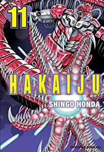 Hakaiju Edition simple Tome 11
