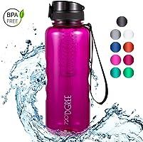 """720°DGREE Trinkflasche """"uberBottle"""" - 1.5 Liter - Wasserflasche Auslaufsicher - Sportflasche - Schule, Sport, Fahrrad -..."""