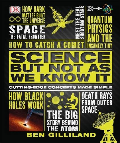 Science But Not As We Know It