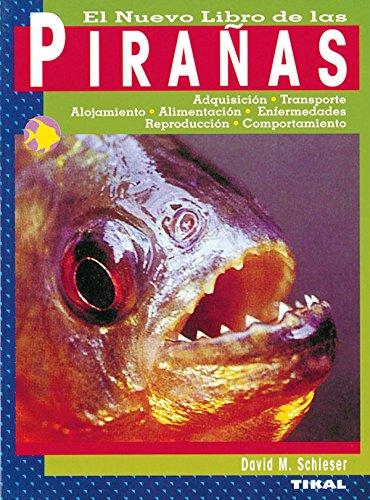 Pirañas, Nuevo Libro