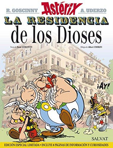 La Residencia de los Dioses. Edición 2015