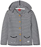s.Oliver Baby-Jungen Strickjacke 65.808.64.8695 Blau (Dark Blue Stripes 58g3) 86