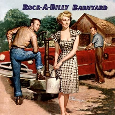 Rock-A-Billy Barnyard by VARIOUS ARTISTS (2013-05-03)
