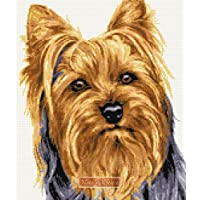 Yorkshire terrier V2 kit punto croce