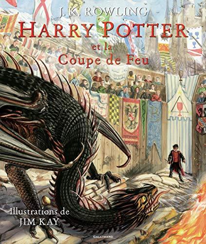 Harry Potter, IV:Harry Potter et la Coupe de Feu par J. K. Rowling