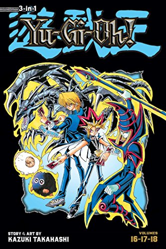 Yu-Gi-Oh! (3-in-1 Edition) Volume 6