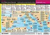 Küstenfunkstellen Westliches Mittelmeer: Kontaktinformationen der MRCC und MRSC im westlichen Mittelmeer