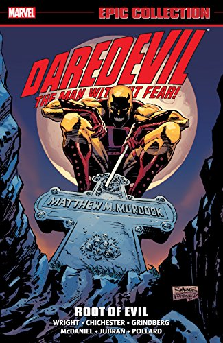 Daredevil Epic Collection: Root Of Evil (Daredevil (1964-1998)) (English Edition) - Ellis Collection
