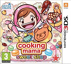 Cooking Mama - Sweet Shop