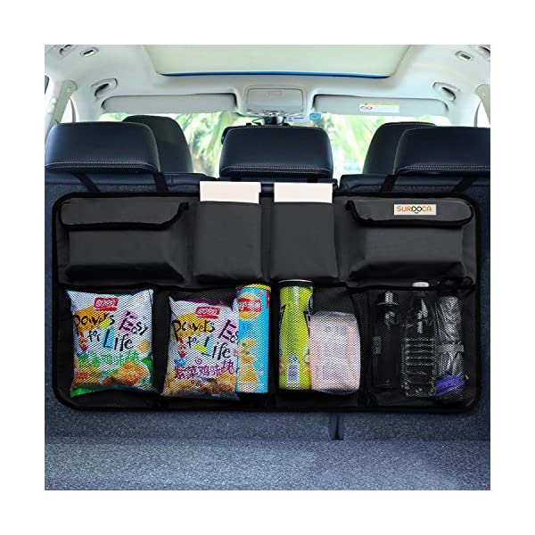 SURDOCA® Car boot tidy organiser suit 1