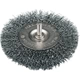 Silverline PB02 Brosse circulaire à fils ondulés 100 mm