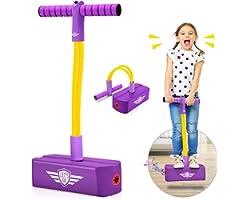 Toyzey Pogo Stick Jouet Exterieur Enfant - Jouets et Cadeaux Enfants