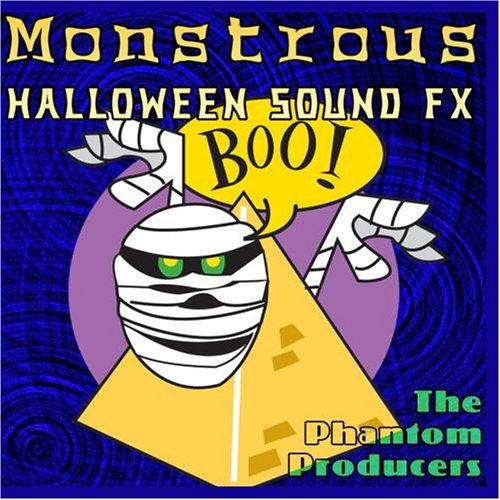 Monstrous Halloween Sound FX
