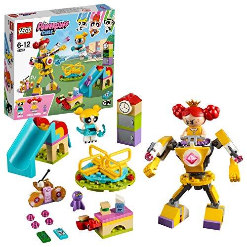 LEGOThe Powerpuff Girls Bubbles' Spielplatzabenteuer (41287) Kinderspielzeug (Girls Powerpuff Bubbles)